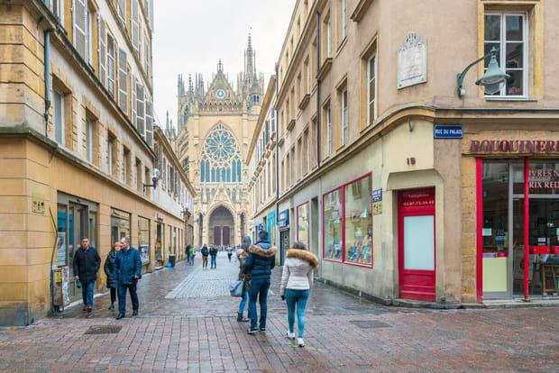 Résultat élection européenne Metz