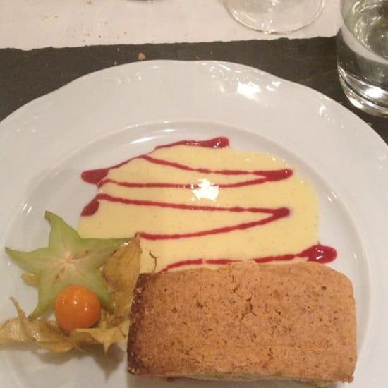 Dessert : Auberge Médiévale