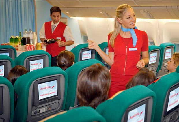 Les 20meilleures classes éco en avion