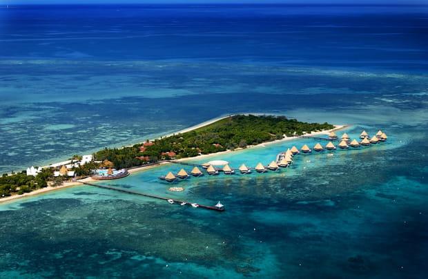L'Escapade îlot Maître à Nouméa