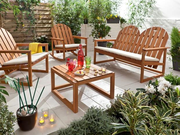 Salon de jardin : piochez dans notre sélection à moins de 800euros