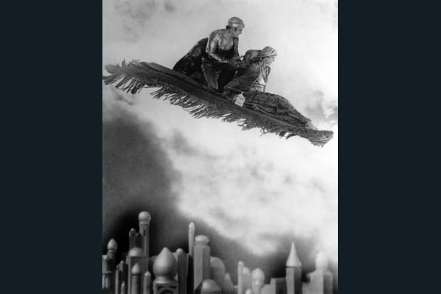 Le Voleur de Bagdad - Photo 1