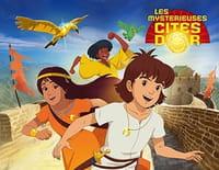 Les mystérieuses cités d'or *2012 : Le serpent et le lion