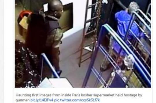 Coulibaly porte de Vincennes : nouvelles images choc de l'attentat