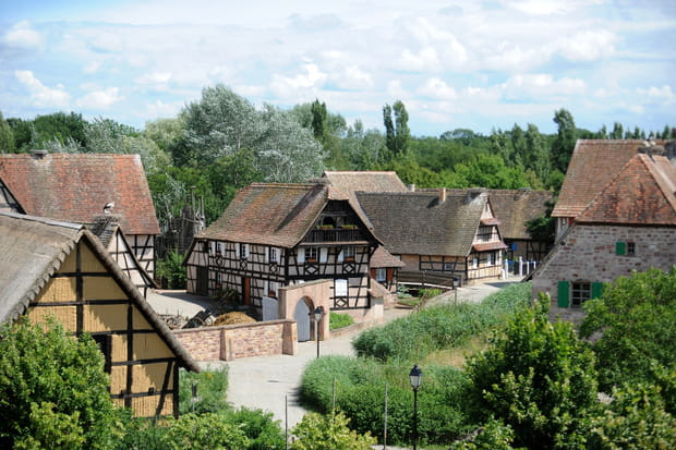 Le Parc du Petit Prince et l'Écomusée d'Alsace