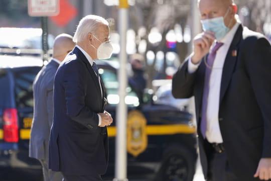 USA: après le Capitole envahi, l'investiture de Biden perturbée?