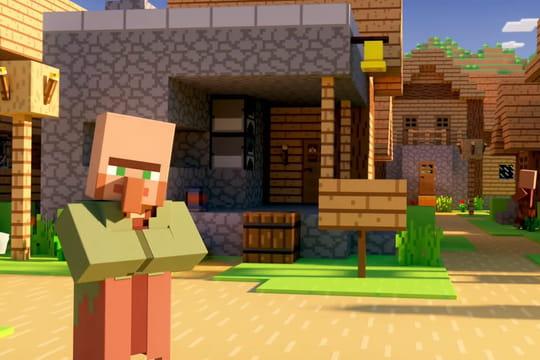 Minecraft: Microsoft propose gratuitement du contenu éducatif