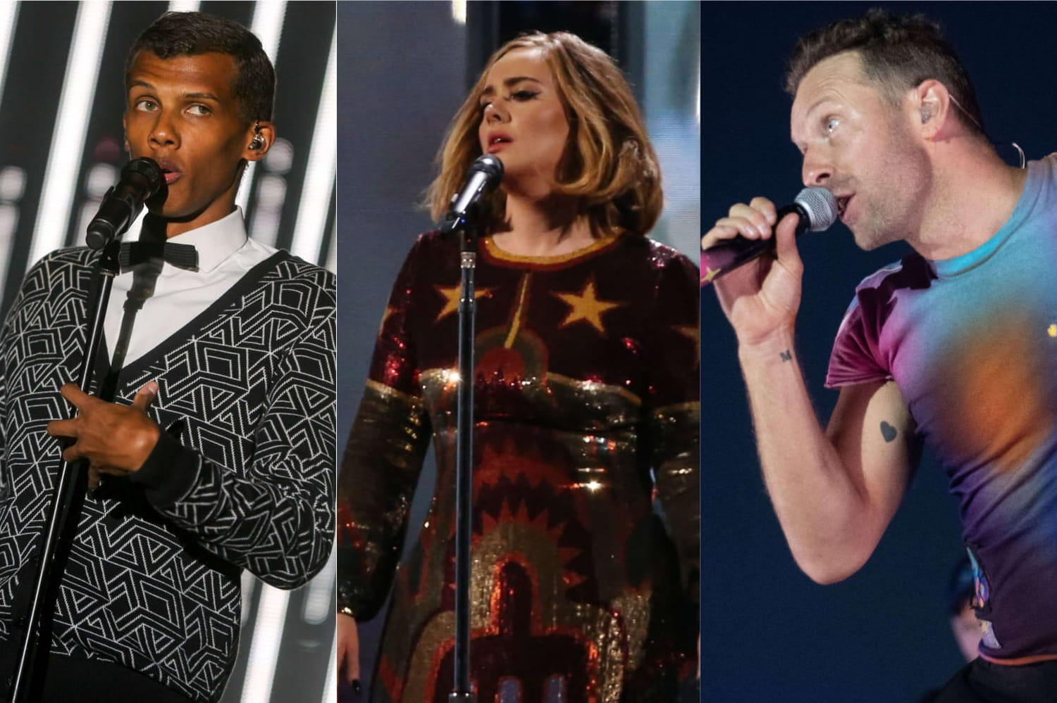 Sorties streaming: Stromae, Adele, Coldplay... Les nouveautés