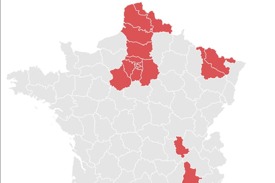 Confinement en France : quels départements sous la menace d'un reconfinement ?