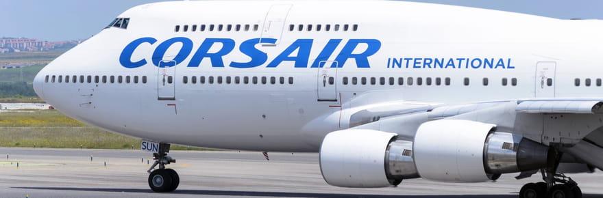 Corsair: destinations, enregistrement, bagages... Toutes les infos