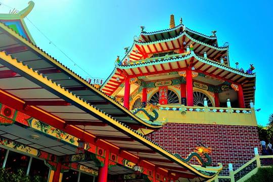 Le temple taoïste de Cebu