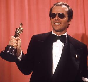 Jack Nicholson Oscar