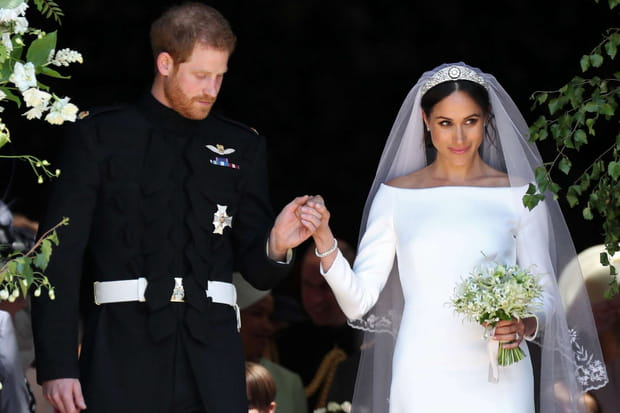 Harry et Meghan, just married !