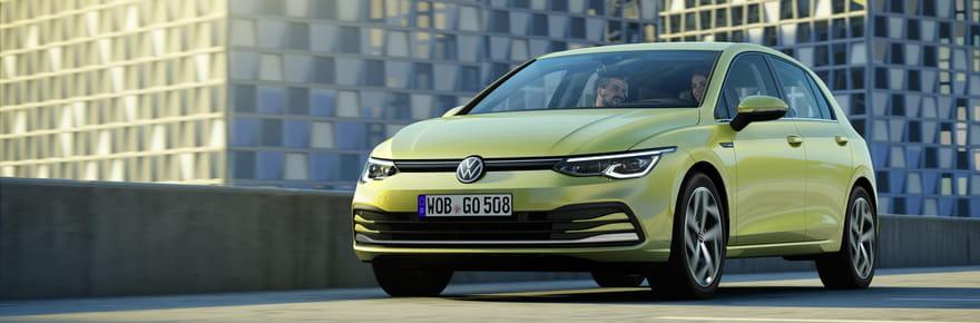 Nouvelle Volkswagen Golf: essai, prix... Les infos