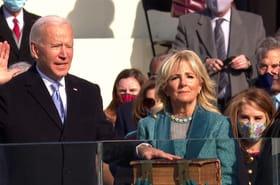 Vidéo. Joe Biden Biden a prêté serment