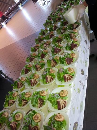 La Table d'Hôte  - salade gourmande  -   © edwige fernandes