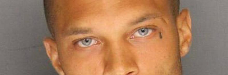 Jeremy Meeks, le prisonnier sexy devient mannequin