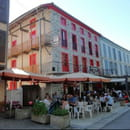 Restaurant : Auberge du Haut Salat  - Façade -