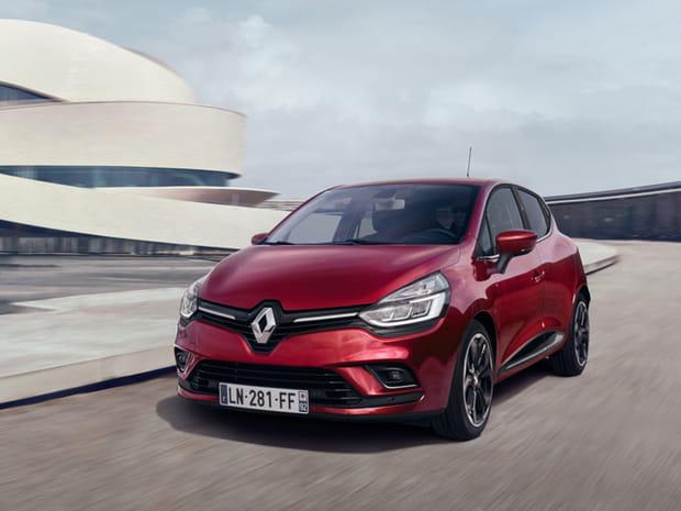La nouvelle Renault Clio en photos