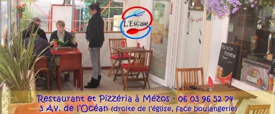 Restaurant L'Escale  - Notre terrasse couverte -
