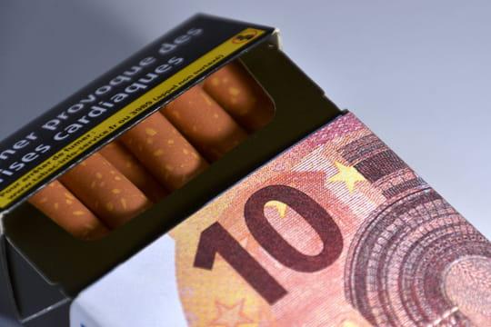 Prix du tabac: cigarettes, tabac à rouler... Les tarifs en France et à l'étranger