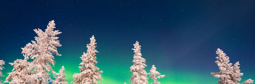 Aurores boréales: où et quand les voir? Finlande, Islande... Les meilleurs lieux