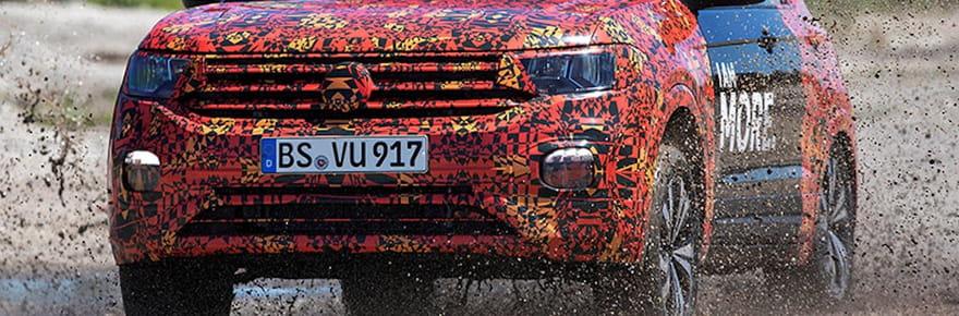 Volkswagen T-Cross: la présentation approche, quel sera son prix?