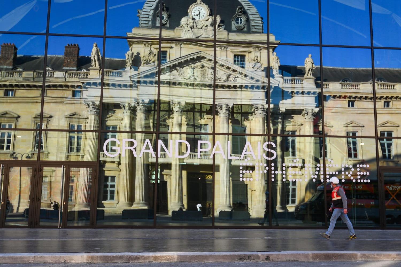 Grand Palais: fermé pour travaux, un Grand Palais éphémère au Champ-de-Mars