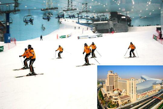 Faire du ski à Dubai, c'est possible