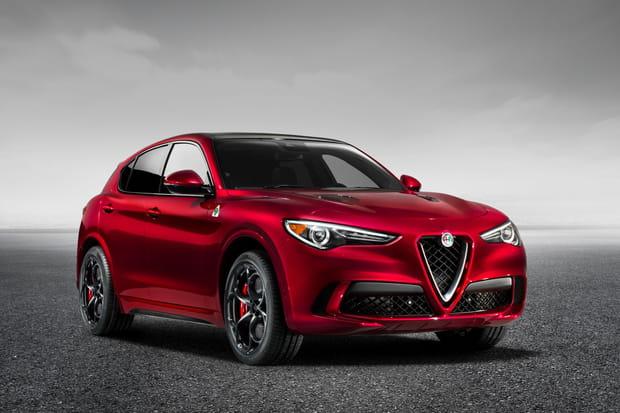 Le tout premier SUV d'Alfa Romeo