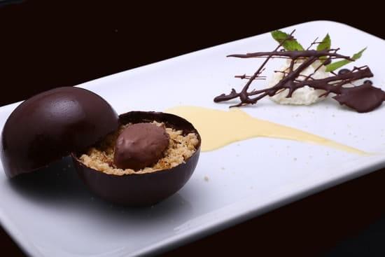 La Coupe d'Or  - Coque en Chocolat -