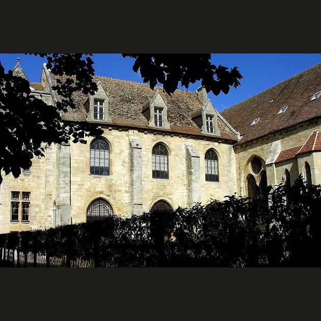 L'Abbaye de Royaumont dans le Val d'Oise