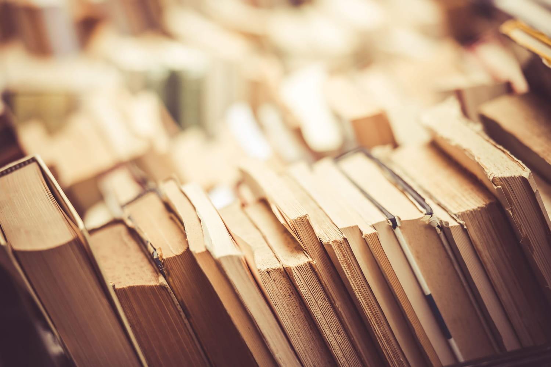 Nettoyer des vieux livres