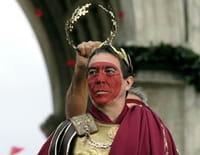 Rome : Le triomphe de César