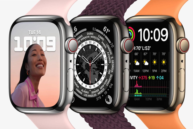 Apple Watch: la Series 7déjà disponible en promotion