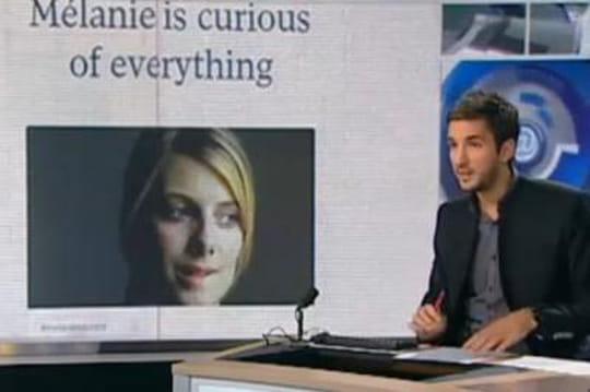 Mélanie Laurent: la vidéo qui ridiculise l'actrice