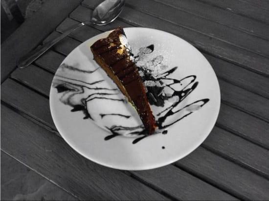 Dessert : Mas des Anges  - Fondant au chocolat -