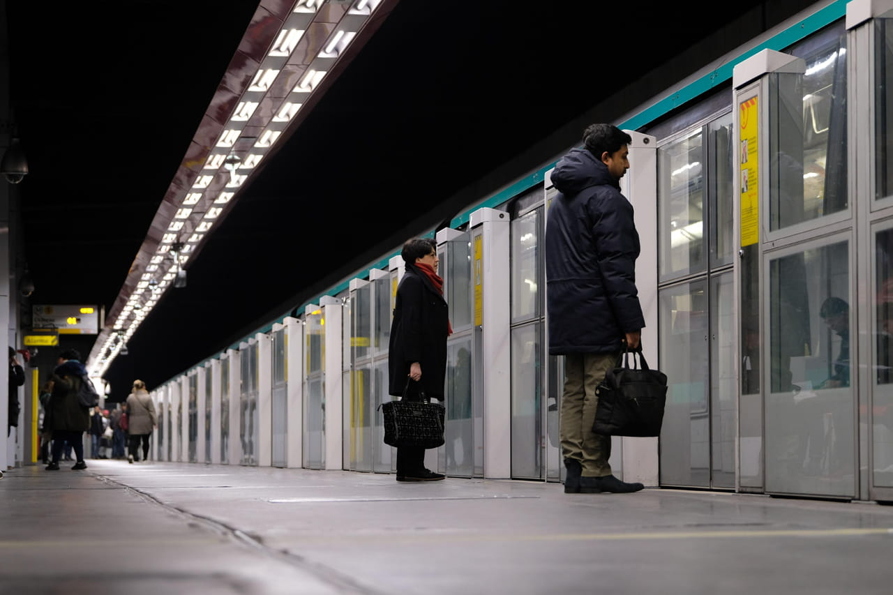 Grève SNCF RATP: prévisions de trafic de samedi 7à dimanche 8décembre