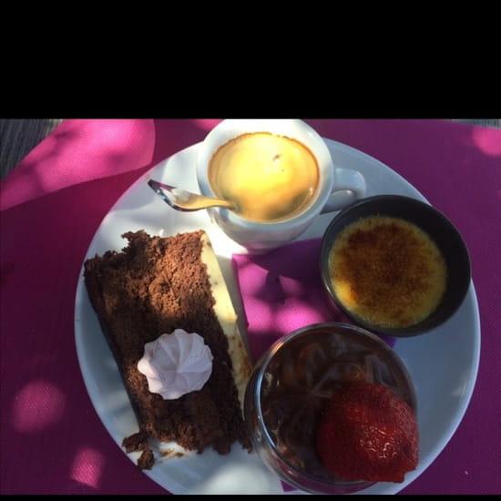 Dessert : Le Moulin de la Gardiole  - Café gourmand !  -