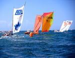 Voile - Tour de la Martinique des yoles rondes 2018