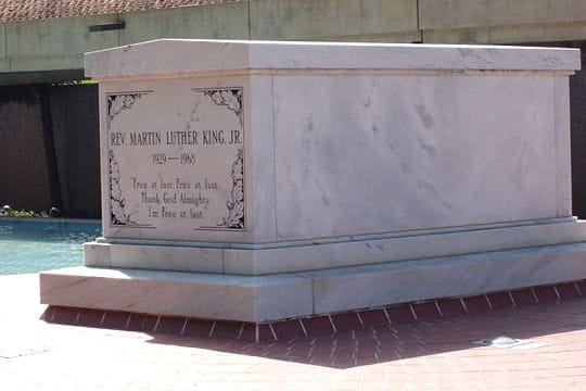 Martin Luther King est assassiné