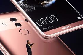 Huawei Mate 10: prix et date de sortie en France