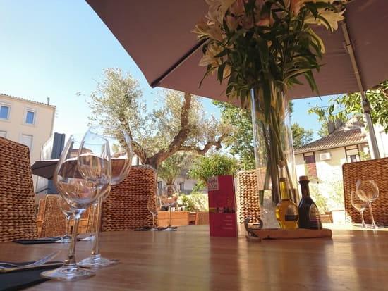 Gaïa  - Terrasse -   © Restaurant_Gaia