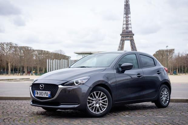 Essai de la Mazda 2: que vaut la citadine restylée?