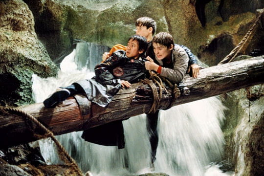 """Les Goonies"", apprentis Indiana Jones"