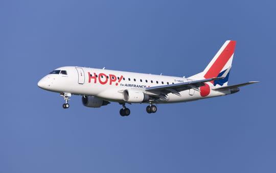 HOP! Air France: des billets à 39euros pour partir à bas prix cet hiver
