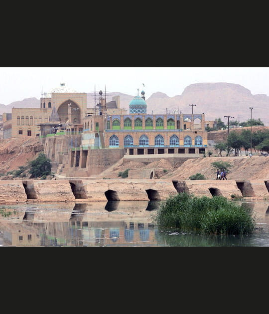 Le Système hydraulique de Shushtar enIran