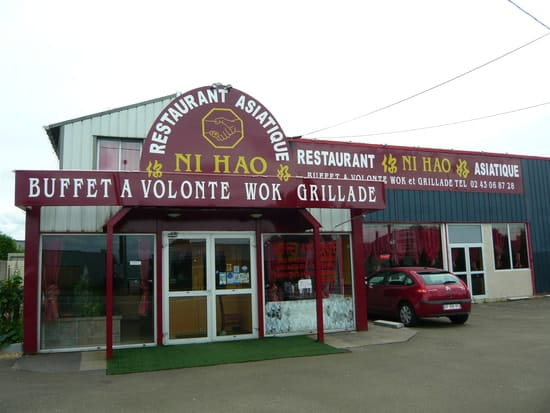 Ni Hao  - facade du restaurant -   © JLL