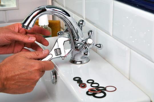 Remplacer les vieux joints d'étanchéité d'une tête de robinet