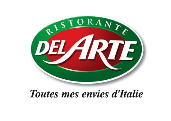Pizza Del Arte  - logo -